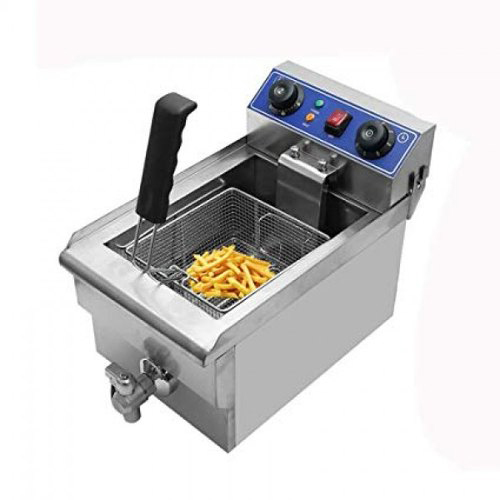 Single Tank Table Top Electric Fryer