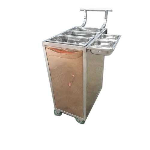 Snacks Service Trolley