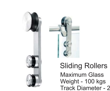 Glass Sliding Fittings