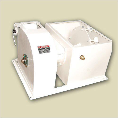 Bucket Wheel Dampener