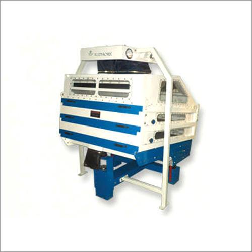 Destoner Triple Deck Machine