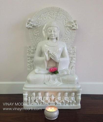 Buddha Sandstone Sculpture