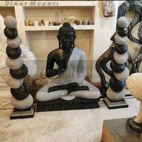 Buddha Sandstone Statue