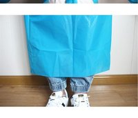 cpe  disposable isolation gown