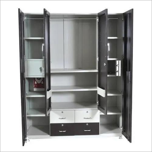 Steel Double Door Cupboard