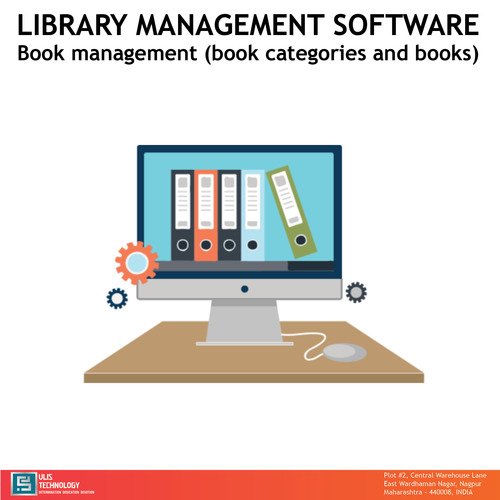 Library Management System (RFID+Barcode+OPAC)