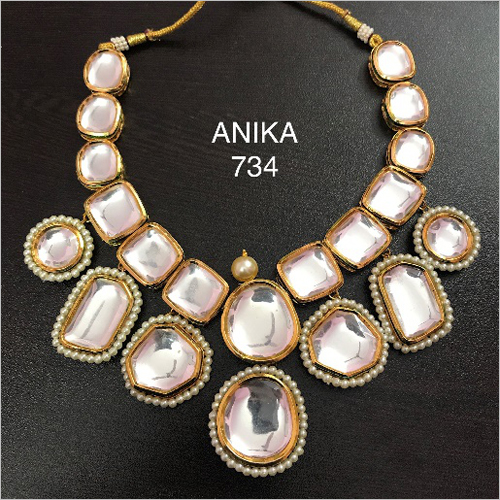 Artificial and Kundan Necklace
