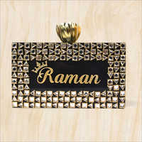 Customised Name Clutches