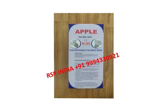 Apple N95 Disposable Foldable Mask