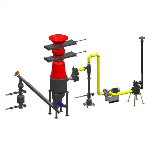 Hot Gas Mode Gasifier