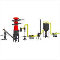 Clean Gas Mode Gasifier