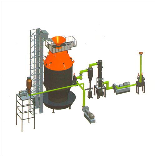 Zero Discharge Coal Gasifier