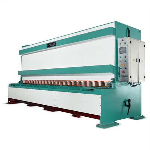 Hydraulic Shearing Machine Variable Rake Angle NC Control