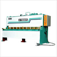 Hydraulic Fix Rake Angle Shearing Machine