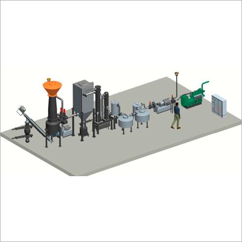Power Generation Gasifier