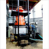 Biomass Gasifier System For Oven