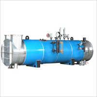 Horizontal Exhaust Gas Boiler