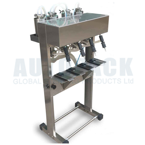 Perfume Filling Machine 4 Head