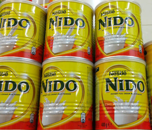 Nestle Nido Milk Powder, Red/white Original