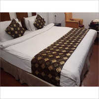 Cotton Bed Runner