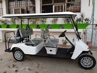 6 Seater Golf Cart (4+2) option