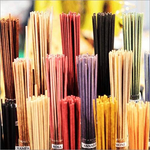 Colourd Agarbatti