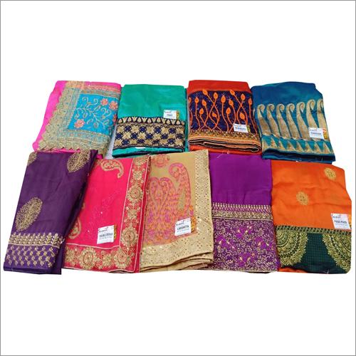 Ladies Designer Cotton Sarees