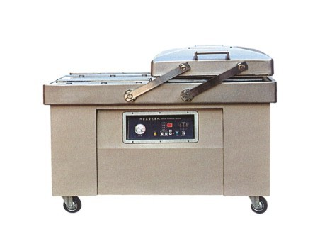Paneer Vacuum Packing Machine Double Chamber