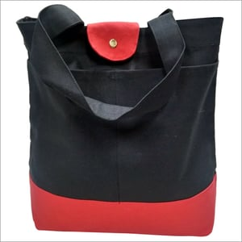 Colored Cotton Bag