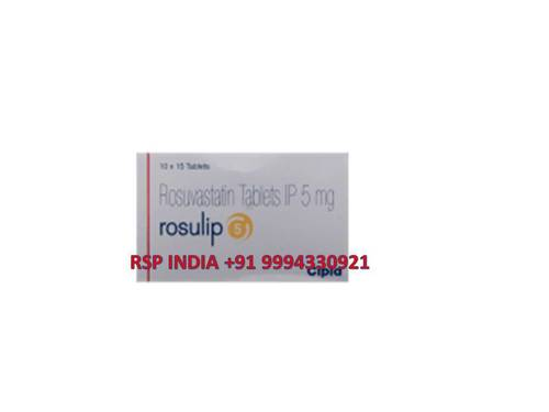 Rosulip 5 Mg Tablets