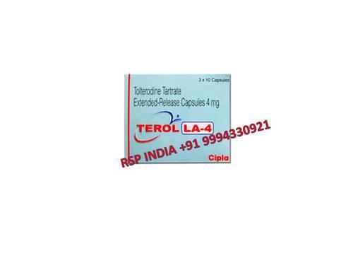 Terol La 4mg Tablets
