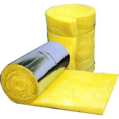 Glasswool Foil Facing Roll
