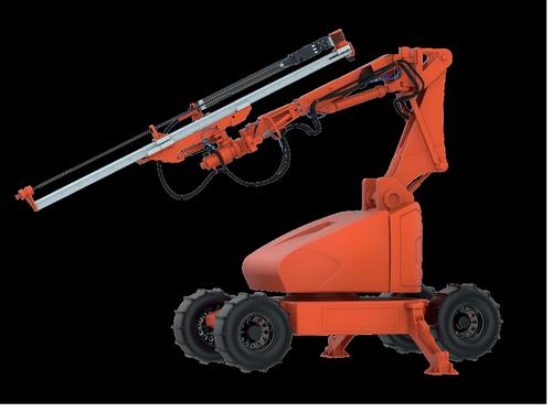Remotely Operated Varaha Ore Loading/Dozing Vehicle For Mines