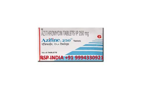 Azifine 250 Mg
