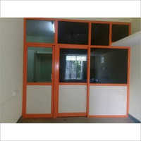 Office Aluminum Door