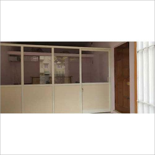 Aluminium Partition Door