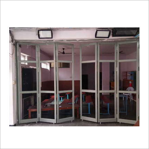 Aluminium School Partition Fabrication Work Services