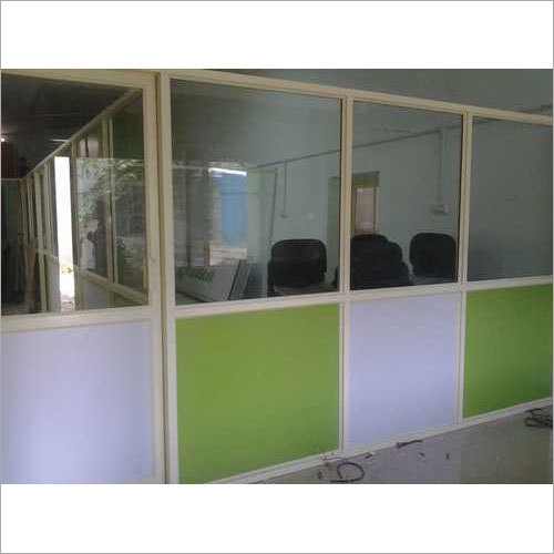 Aluminium Partition Fabrication Work Services