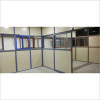Aluminium Partition Door Fabrication Work Services