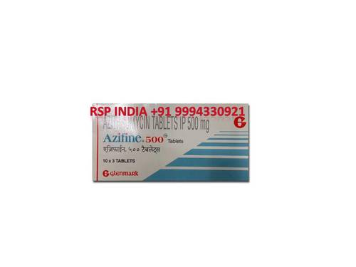 Azifine 500 Mg Tablets