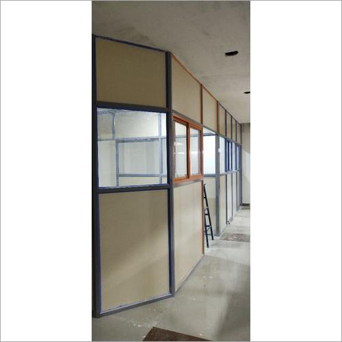 Aluminium Partition Door Fabrication Work Services