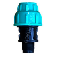 MDPE Male Threaded Adaptor