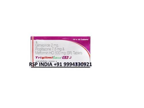 Triglimisave Ls 2 Tablets
