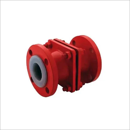 Lined Ball Check Valve