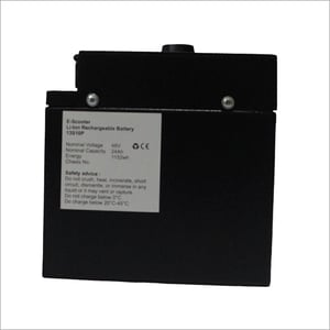 E Scooter Li-ion Rechargeable Battery