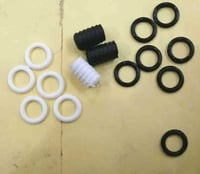 Cord Lock Rubber Stopper