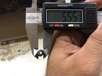 Cord Lock Rubber Stopper