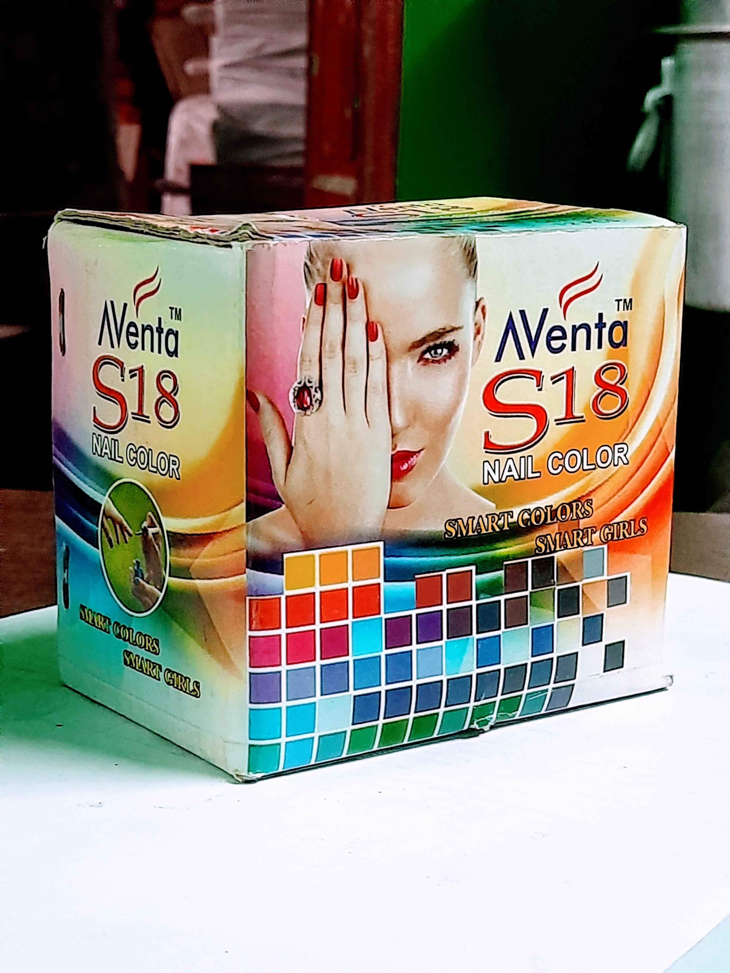 AVENTA S18 Nail Color