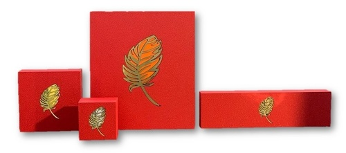 Read Leaf Jewellery Box Series