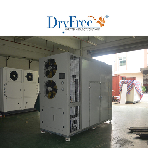 Green Energy Saving Solar Industrial Fruit Drying Machine